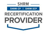 SHRM Recertification Provider 2017.