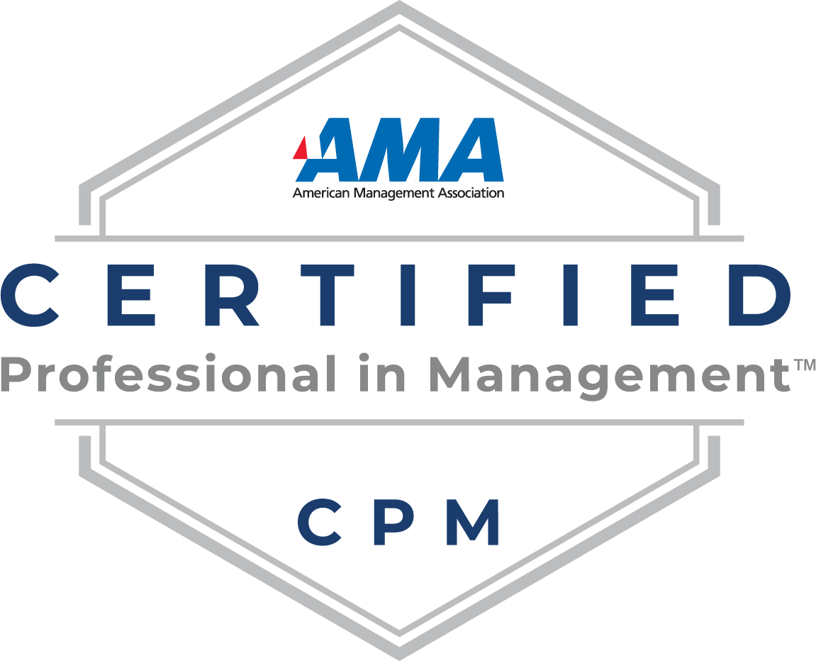Certified Professional in Management