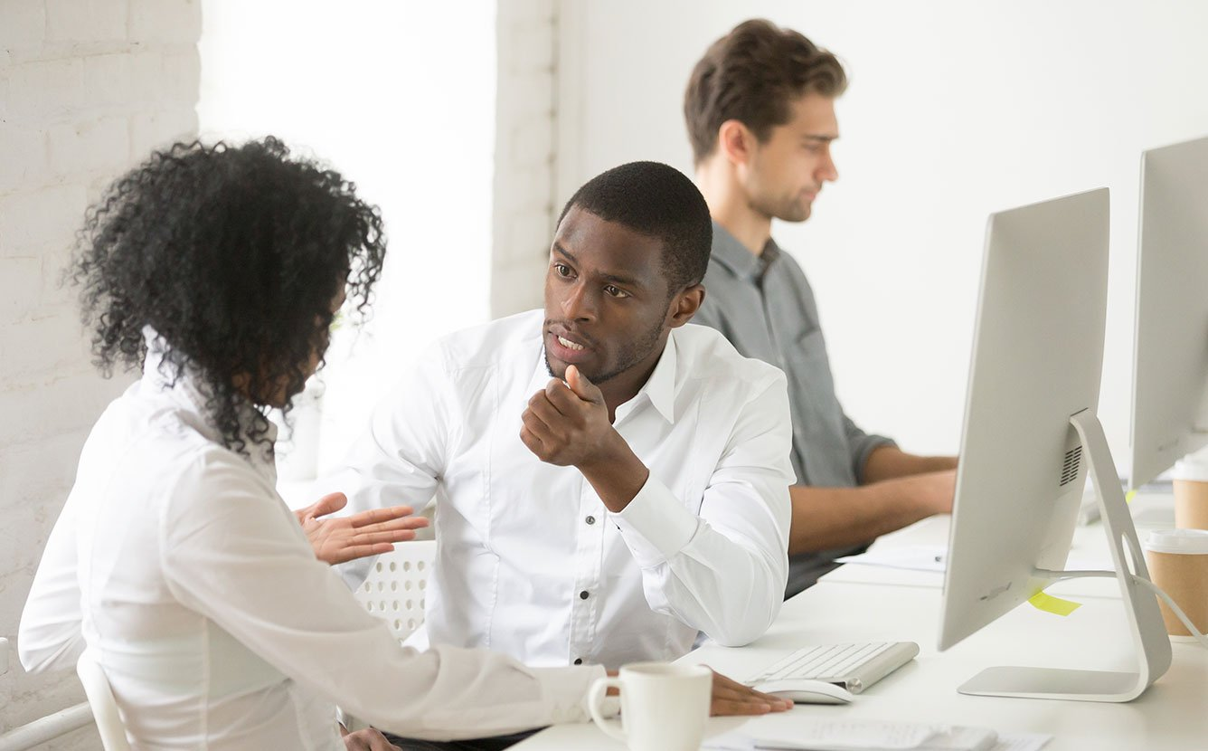 Resolving Conflict in the Workplace