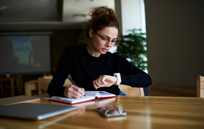 Six Steps for Taking Control of Your Time